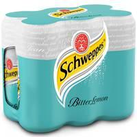 Schweppes Bitter Lemon 6 x330ml