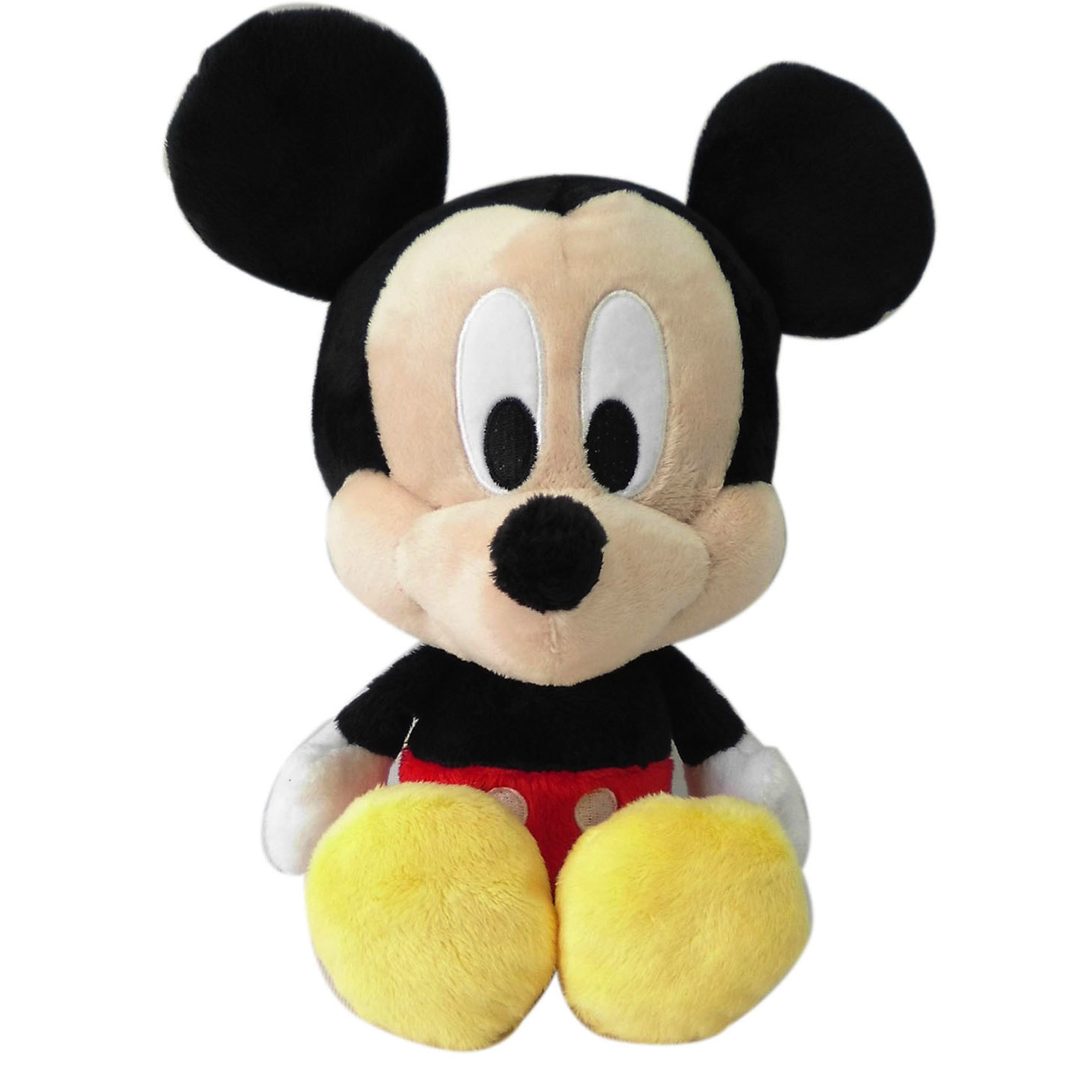 DISNEY PLUSH BIG HEAD MICKEY 10IN