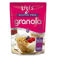 Lizi Granola Gluten Free 400g