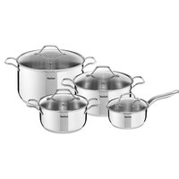Tefal Intuition Stainless/Steel 8Pcs