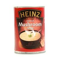 Heinz Classic Cream of Mushroom Soup 400 g