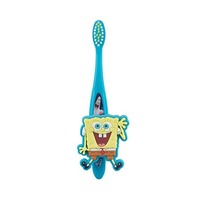 Spongbob Toothbrush 3D Junior With Holder