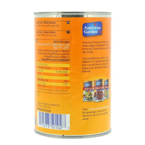 American-Garden-Whole-Kernel-Sweet-Corn-425g