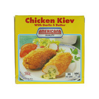 Americana Chicken Kiev with Garlic & Butter 500g
