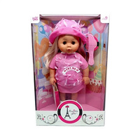 Ledy Doll 12'' 12 Sound +  Accessories LD6608E