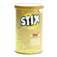 Kitco Stix All Natural Potato Sticks Grilled Chicken 45 g