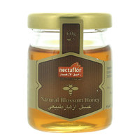 Nectaflor Natural Blossom Honey 60g