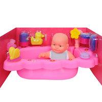 Doll Bath Tub With Batteries