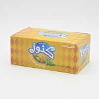 غندور كنوز حلوى فواكه استوائية 27 جرام 24 حبة