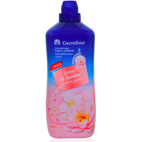Carrefour Fabric Softener Concentrate Lotus and Jasmine 1.5L