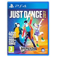 Sony PS4 Just Dance 2017