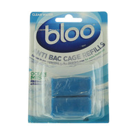 Bloo Ocean Mist Anti Bac Cage Refills (2X38G)