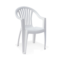 Palma Stripped Chair With Hand 52 X 46 X 80CM