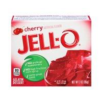 Jello Gelatin Cherry 85GR