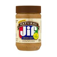 Jif Peanut Butter Crunchy 16Oz
