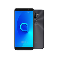Alcatel Smartphone 3X 5058I Metallic Black