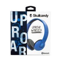 Skullcandy Uproar Wireless Headphone Bluetooth Blue