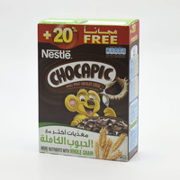 Nestle Chocapic Cereal 375 g + 20% Ex