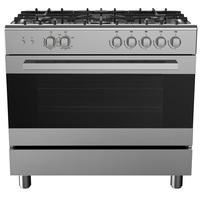 Midea 90X60 Cm Gas Cooker VS96048D