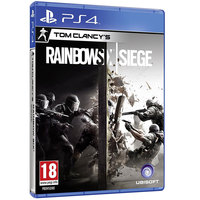 Sony PS4 Tom Clancy's Rainbow Six: Siege