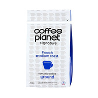 Coffee Planet French Style 250GR