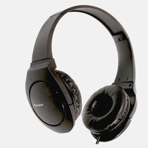 Pioneer-Headphone-SE-MJ721-K-Black