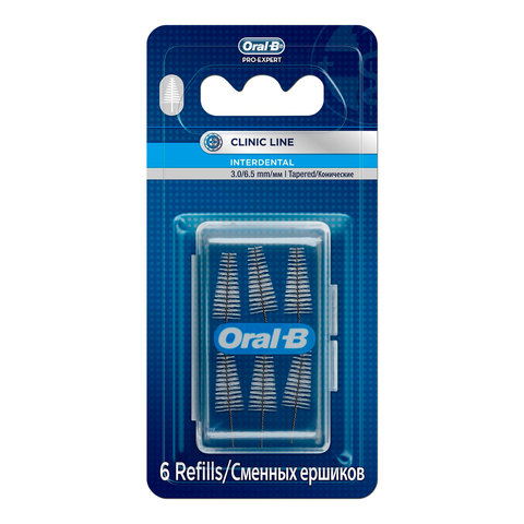 Oral-B-Interdental-Refill-Tapered