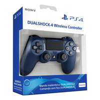 PS4 Wireless Controller V2 Midnight Blue