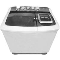 Midea 10KG Top Load Washing Machine Semi-Automatic Twin Tub MTE100P1101Q