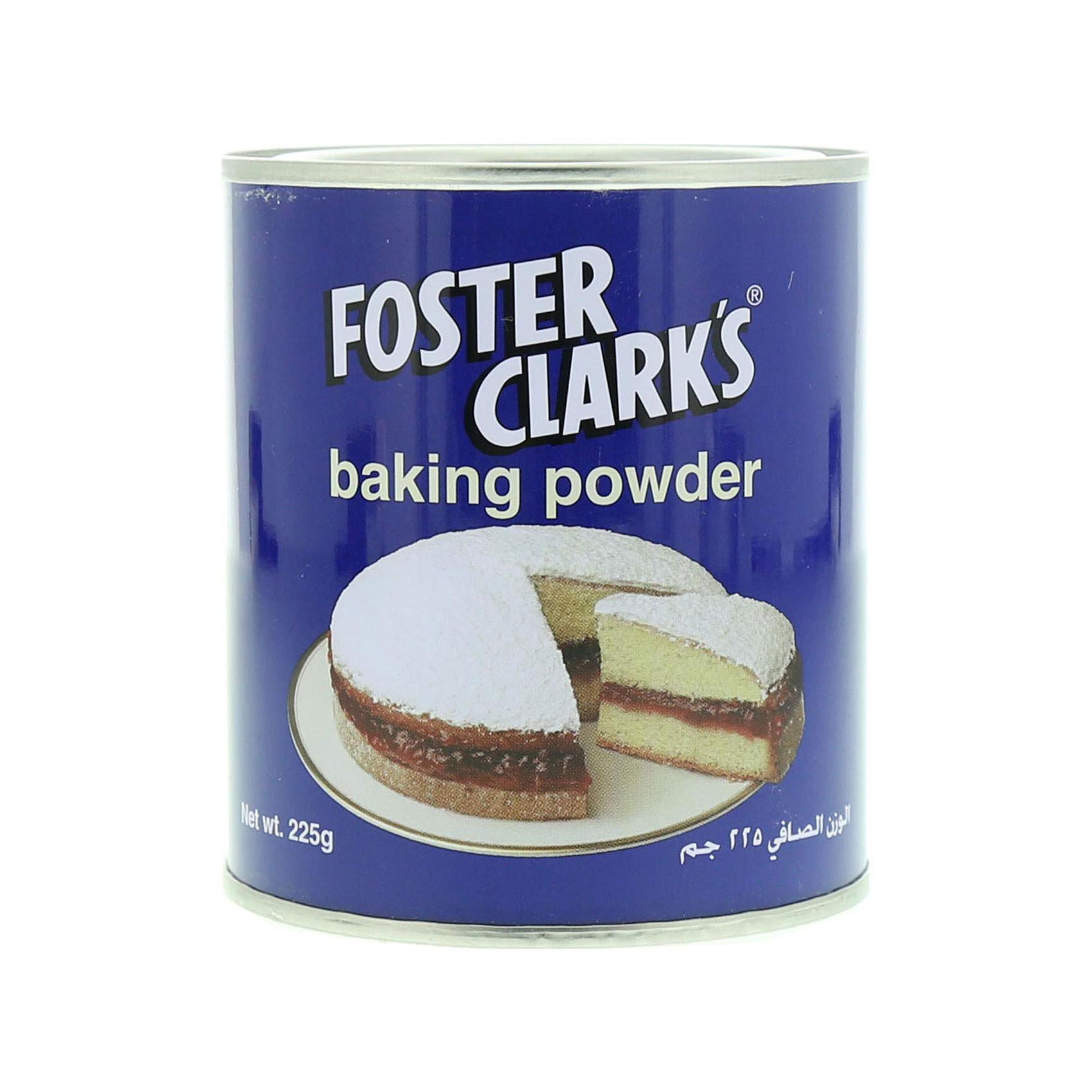 FOSTER CLARK BAKING POWDER 226GR