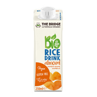 The Bridge Bio Rice Drink Almond250ml