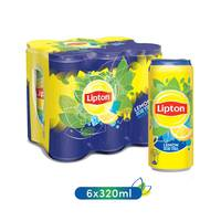 Lipton Lemon Ice Tea 6 x 320 ml