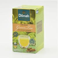 Dilmah Cinnamon Green Tea x 20 Pieces