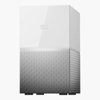 WD Hard Disk 4TB My Cloud Home Duo