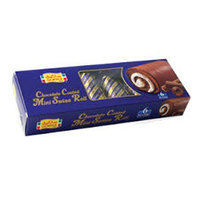 Sara Cake Chocolate Coated Mini Swiss Roll 150g
