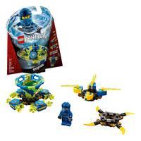 Lego Ninjago Spinjitzu Jay Building Kit
