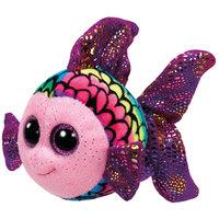Ty Beanie Boos Fish Flippy Multi Color 6