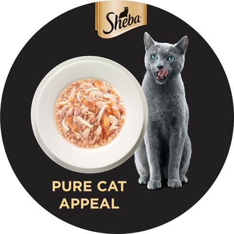 SHEBA®-Tuna-Wet-Cat-Food-Pouch-70g