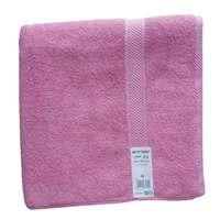 Tendance's Bath Sheet 80x160cm Pink