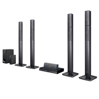 LG Home Theater System LHB655N 5.1 Channel With Tall Boy Speaker
