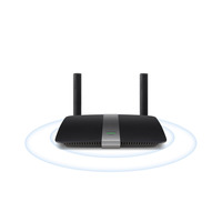 Linksys Dual Band Smart Wifi Gigabit Router AC120+EA6350
