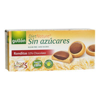 Gullon Diet Nature Ronditas Galletas 186g