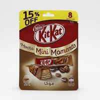 Kitkat Mocha Mini Moments 132 g @15%