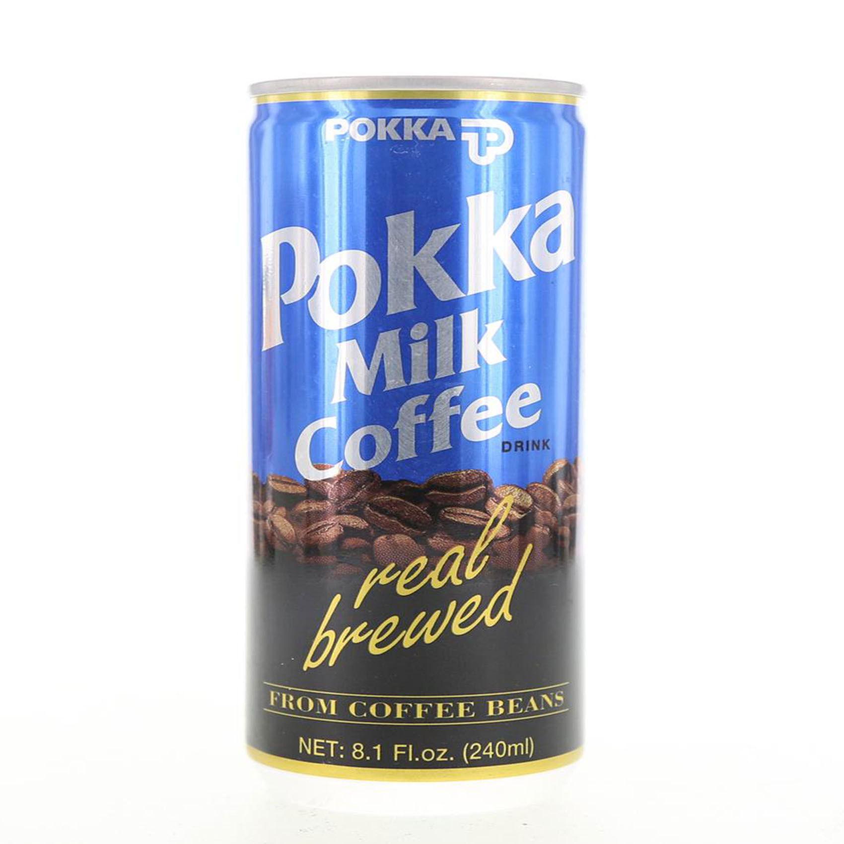 POKKA MILK COFFEE 240ML