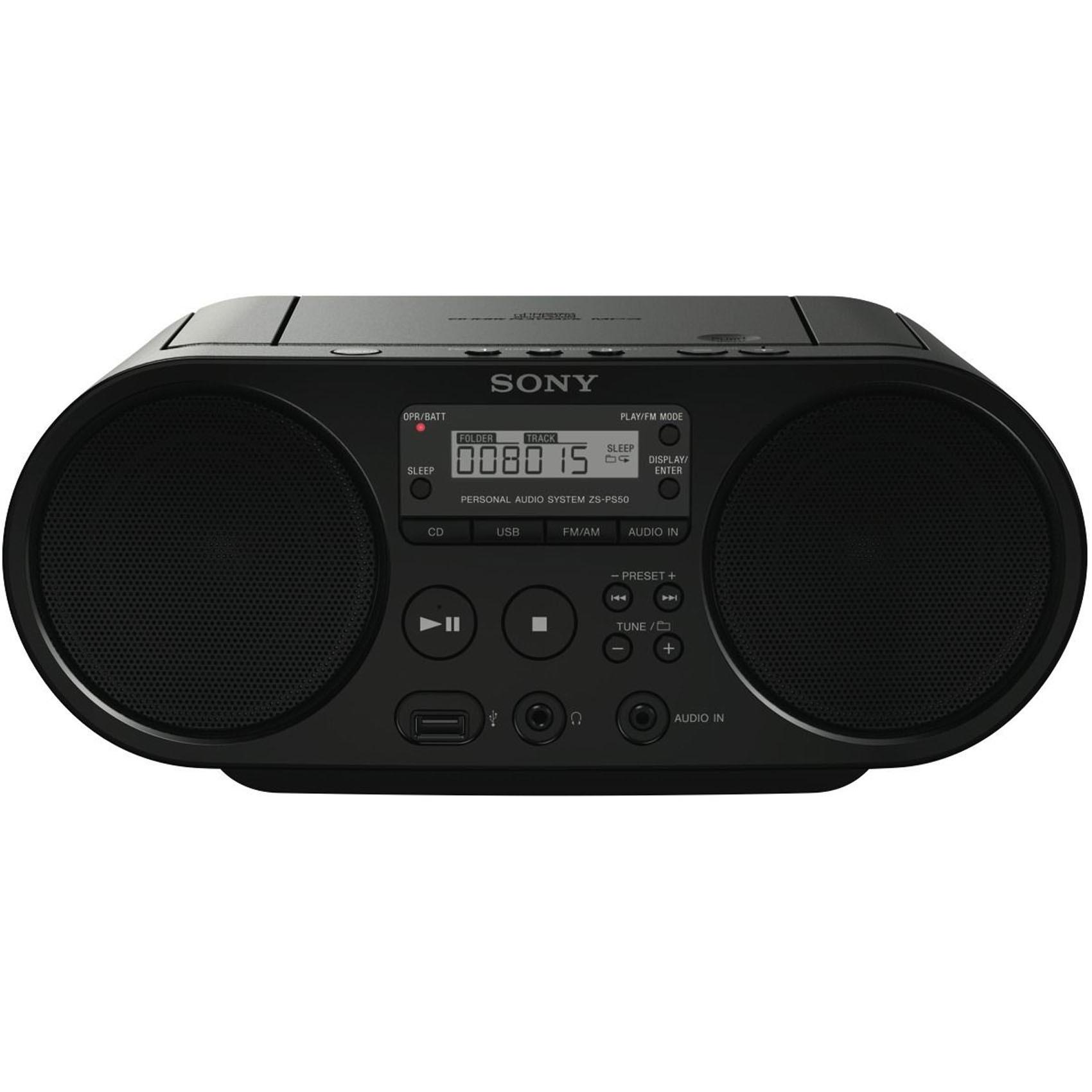 SONY RCR CD ZSPS50