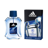 Adidas Deodorant Spray For Men UEFA Champions league Eau De Toilette 100ML +Deodorant 150ML Free