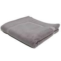 Cannon Bath Mat Grey 53X86cm