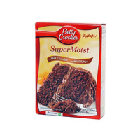 Betty Crocker Supermoist Milk & Chocolate 517GR