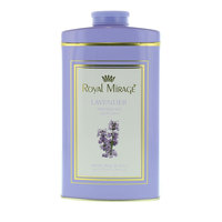 Royal Mirage Lavender Perfumed Talc 250G