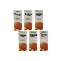 تروبيكانا عصير بنكهة المانجو 200 مل 6 حبات